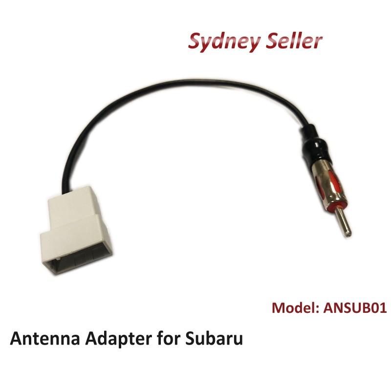 for  Subaru Forester 2008-2014 Impreza 2007-2014 Radio Antenna Adapter ANSUB01