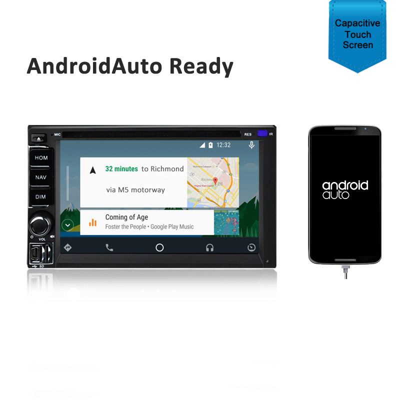 CARPLAYER ANDROID AUTO GPS DVD SAT NAV BT IPOD FOR NISSAN NAVARA MICRA NP300 RX 2015+