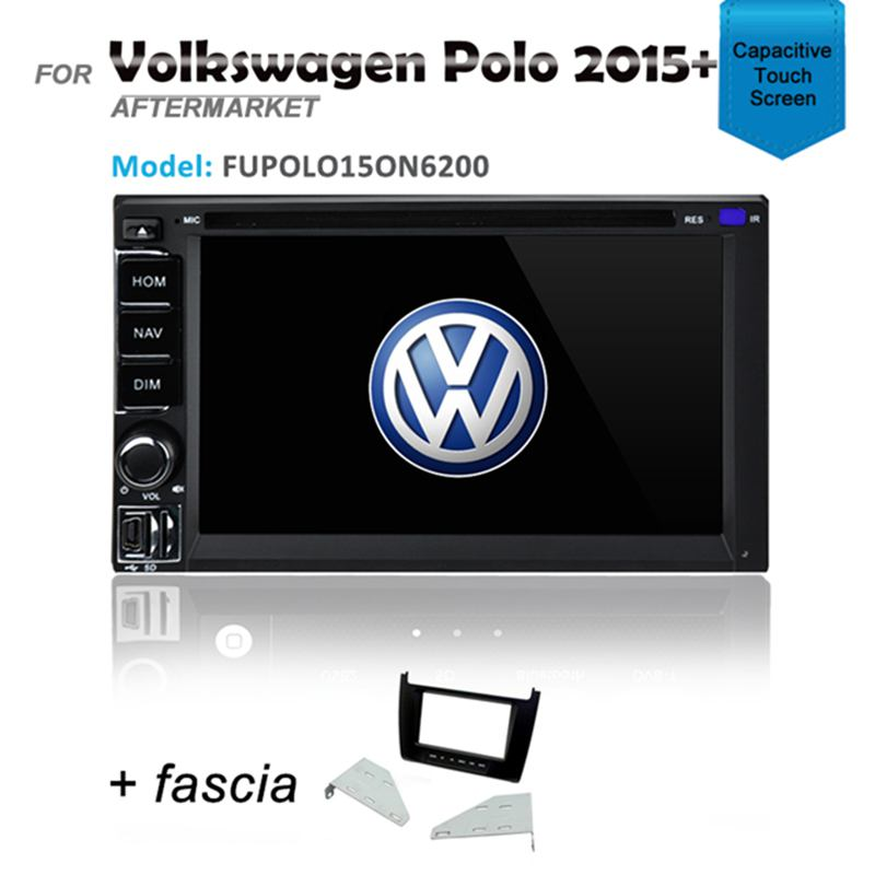 GPS DVD SAT NAV IPOD BLUETOOTH FOR VOLKSWAGEN VW POLO 2015+