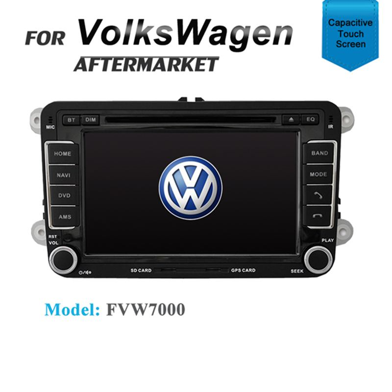 7' CARPLAYER ANDROID AUTO GPS DVD SAT NAV IPOD BT FOR VW VOLKSWAGEN TRANSPORTER MULTIVAN TIGUAN