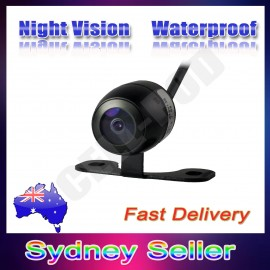 Night Vision Car Rear Back Reverse Backup Reversing Parking Camera Waterproof Cam601