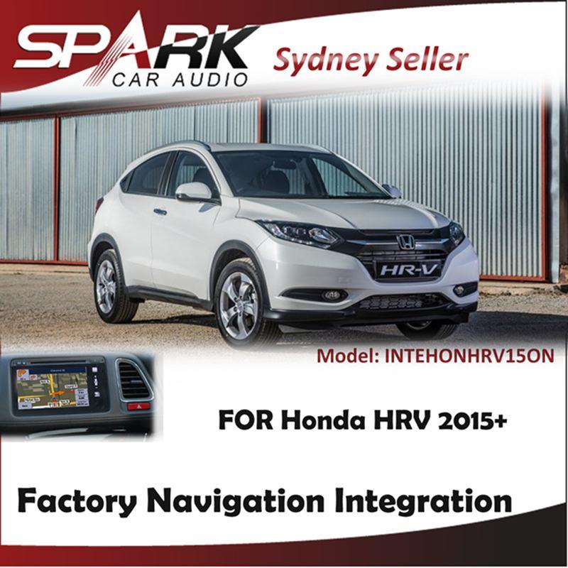 Details about FACTORY NAVIGATION GPS SAT NAV INTEGRATION SYSTEMS FOR HONDA  HRV HR-V 2015-2017